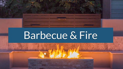 Barbecue and Fire