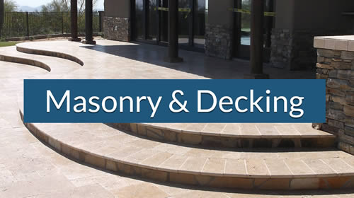 Masonry and Decking