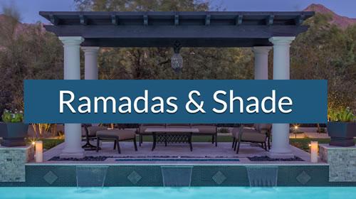 Ramadas and Shade